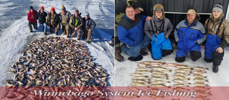 Winnebago Ice Fishing