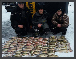 Winnegago Ice Fishing