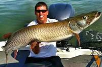 Green Bay Musky Fishing