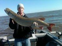 October Green Bay Musky