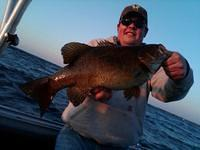 Giant Wi Smallmouth