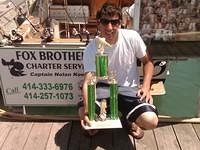 2011 Port Washington Salmon Shootout 1st Place Win