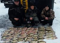 Winnebago and Poygan Ice Fishing